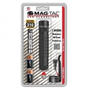 MAGTAC™ 2-Cell CR123 LED Flashlight Plain Bezel