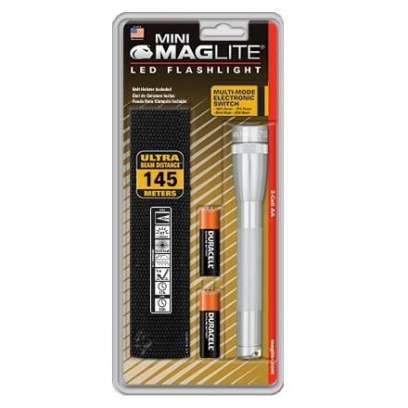 Mini MAGLITE® LED 2-Cell AA Flashlight